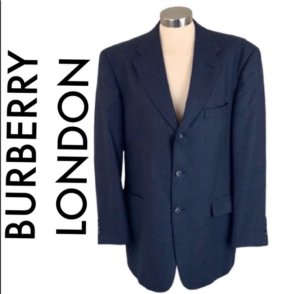 Burberry Other - 👑 BURBERRY LONDON MEN'S BLAZER 💯AUTHENTIC